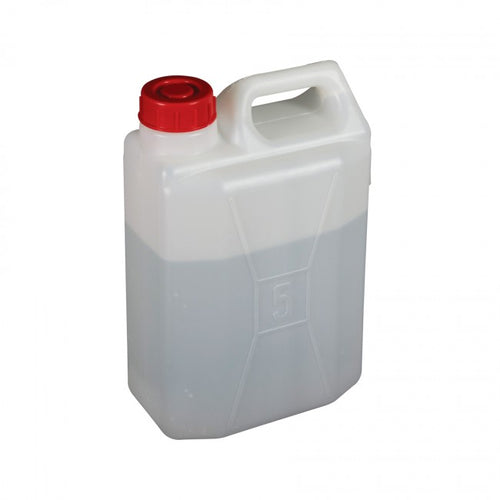 5 Litre Plastic Water Jerry Can