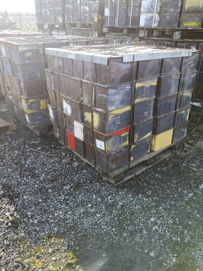 Pallet of 100 50 Cal Ammo Tin Grade B