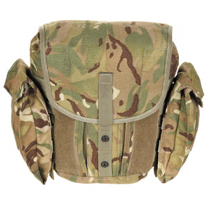 MTP British Army GSR Gas Mask Bag
