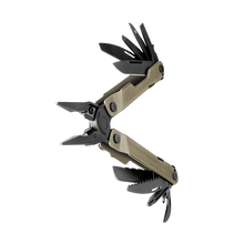 Load image into Gallery viewer, Leatherman Rebar® Multitool Coyote/Black