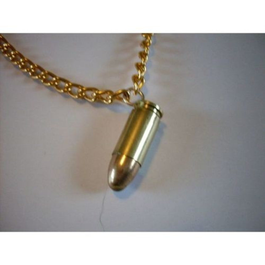 9mm Small Bullet Pendant