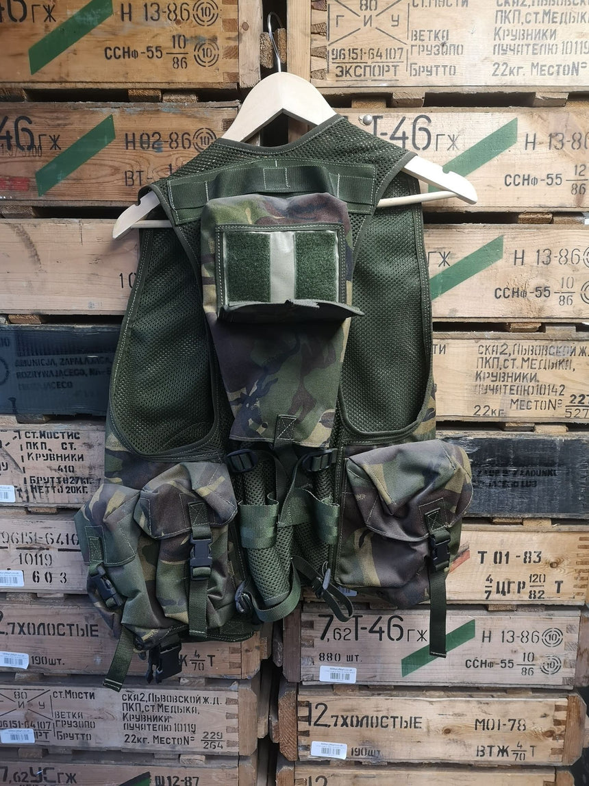 British Army DPM All Arms Medic Vest