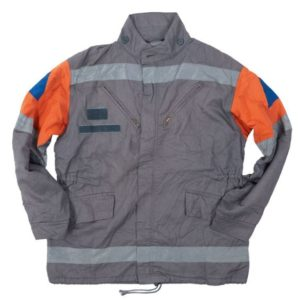 Czech Work Jacket - Grey