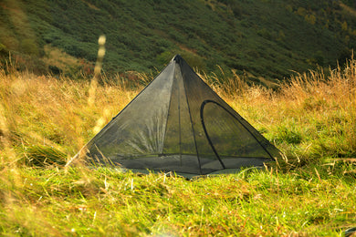 DD SuperLight - Pyramid - Mesh Tent