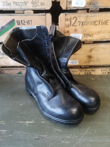 British Army DMS Boots