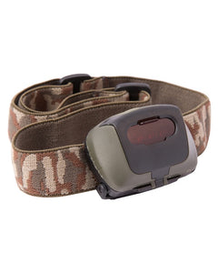 Camo Strap LED Headlamp Torch