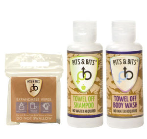 Filthy Festival Wash Kit - PITS & BITS®