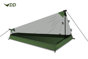 DD SuperLight - Pathfinder - Mesh Tent
