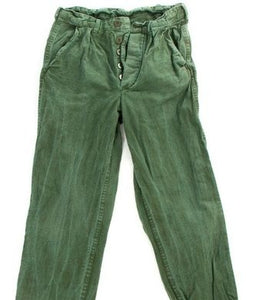 Swedish army Work Trousers