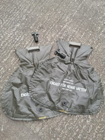 Swedish Army 25L Water Bladder