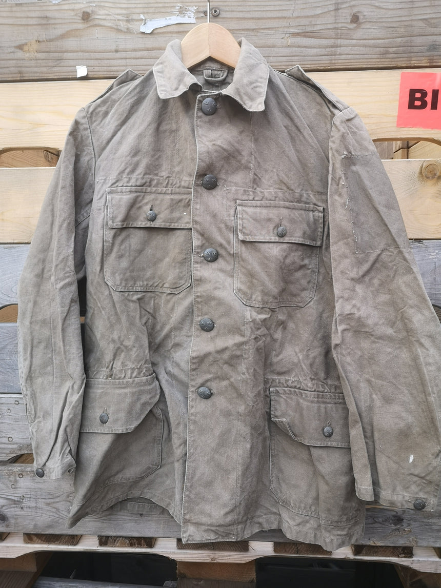 Swedish Army Home Guard Vintage Jacket