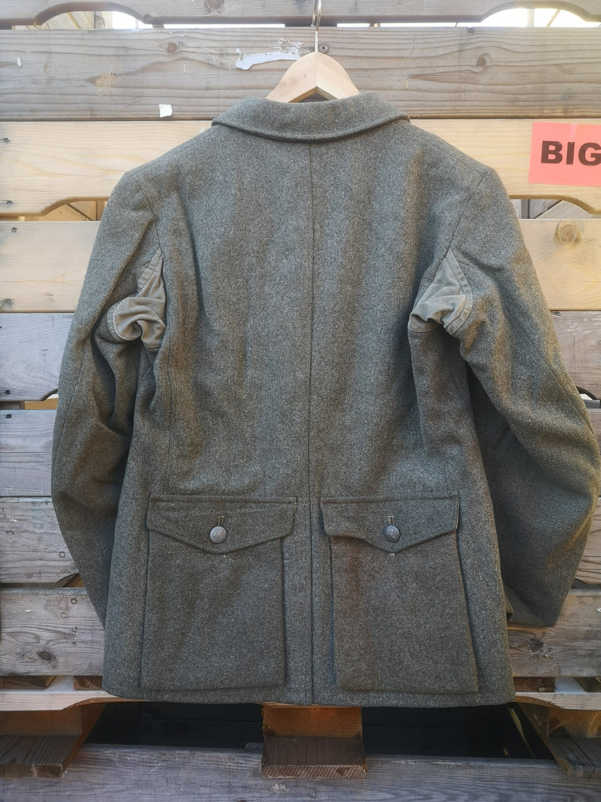 Swedish Army M42 Marine Wool Jacket