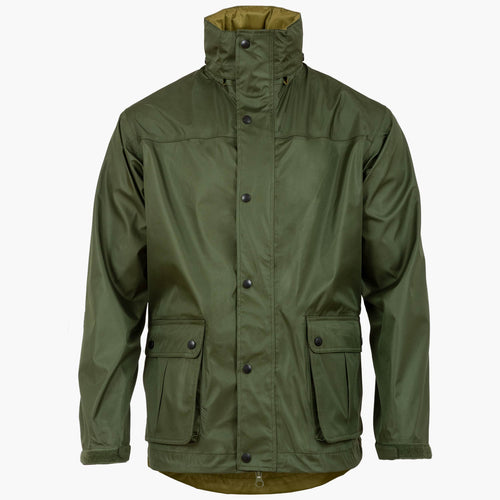 Tempest Jacket Waterproof & Breathable -  Olive Green