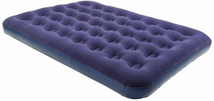 Double Flocked Airbed- Inflatable