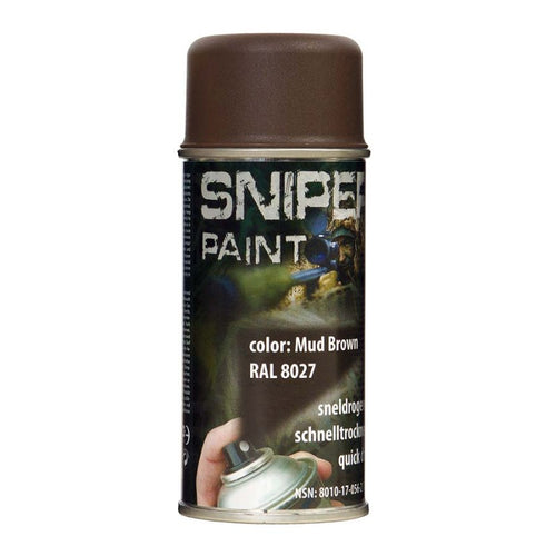 Mud Brown- Military Spray Paint 150ml