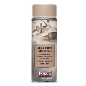 Desert RAL 1019 - Military Spray Paint 400ml