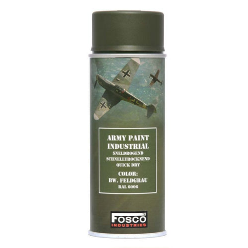 BW Feldgrau- Military Spray Paint 400ml