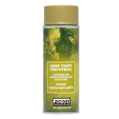 Flecktarn Grun - Military Spray Paint 400ml