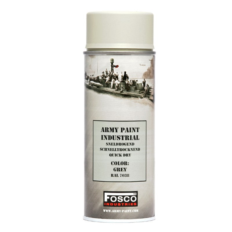 Grey RAL 7038 - Military Spray Paint 400ml