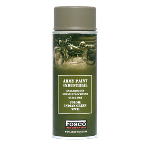 Indian Green WW11 - Military Spray Paint 400ml