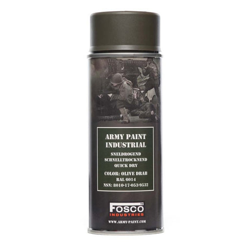Olive Drab - Military Spray Paint 400ml