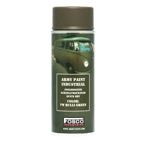 VW Bulli Green - Military Spray Paint 400ml
