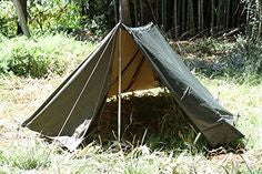 Austrian Army 'pup' Tent