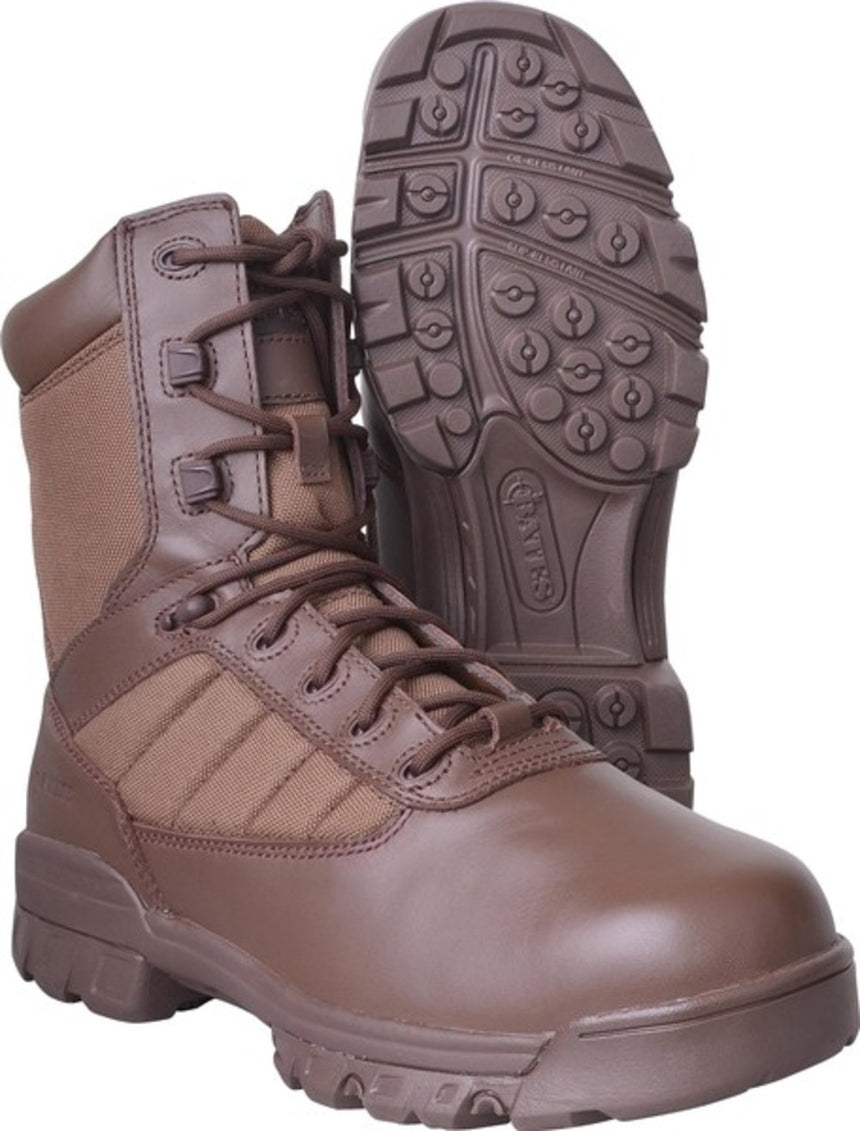 Bates Brown Tactical Sport Boots MOD Issue