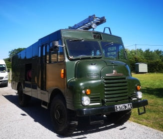 1954 Bedford RLHZ Green Goddess