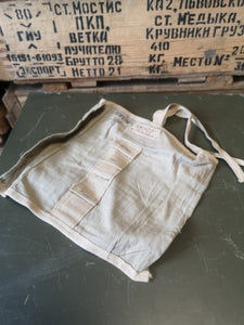 Swedish army tool roll bestick - Beige
