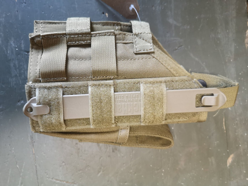 Black Hawk Desert Tan Molle Holster
