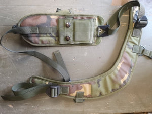 British DPM pistol holster and Sling