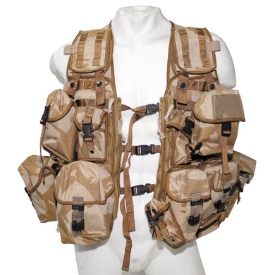 British Army Desert Assault Vest