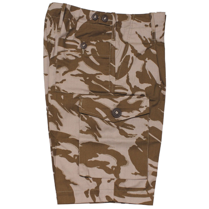 British Army Desert DPM Combat Shorts - Like New