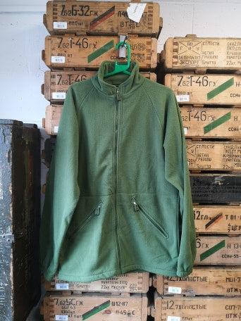 British Army Issue Fleece olive - New Style - Unissued