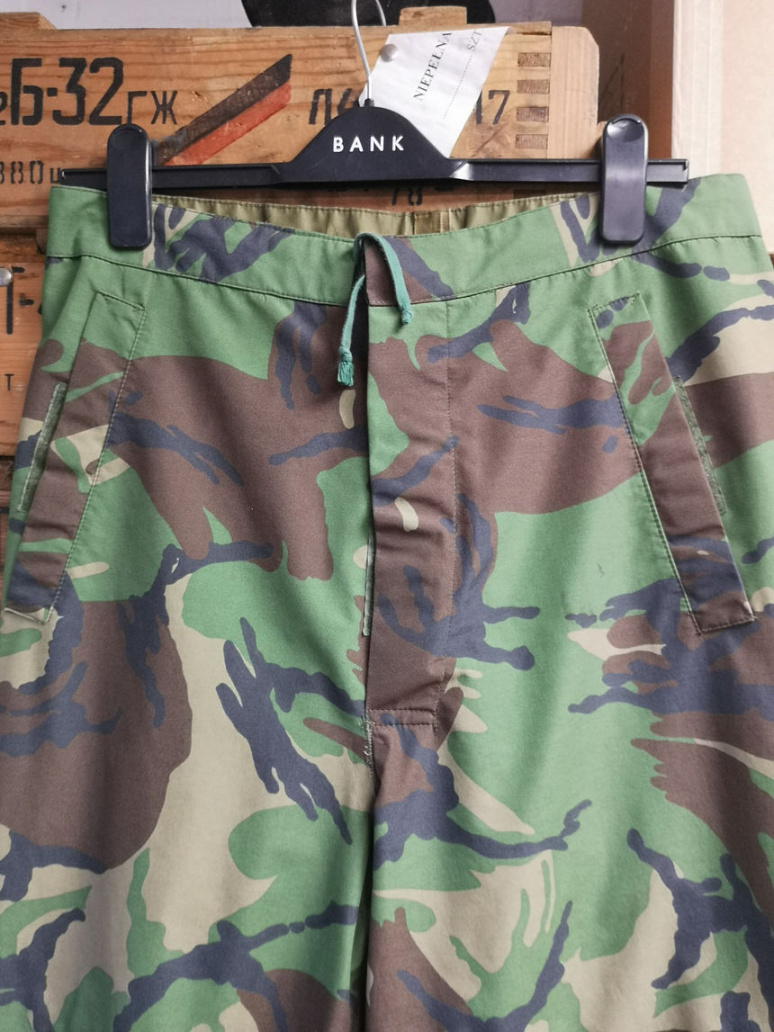 British Army MK1 Issue Gore-Tex MVP DPM Trousers