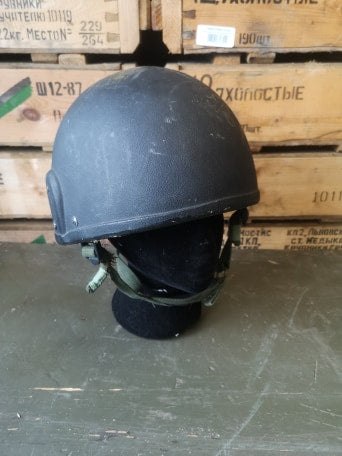 British Army mk6a Issue Kelvar Helmet