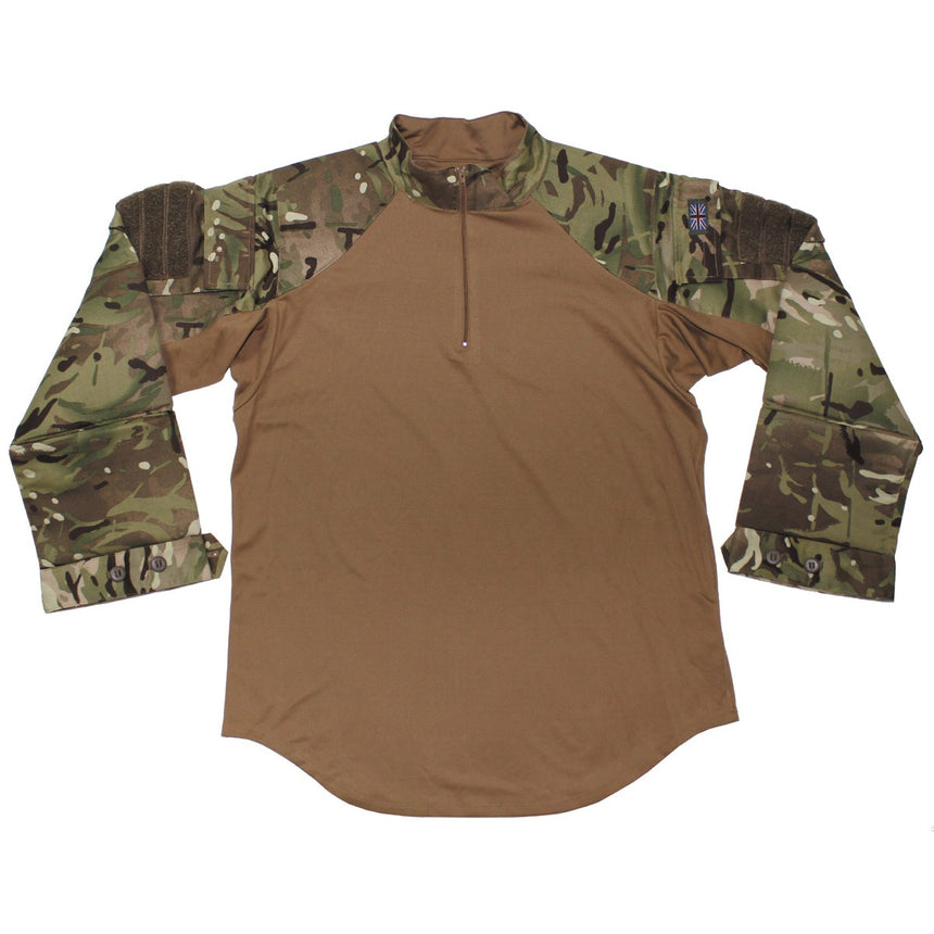 British army MTP UBACS shirt with Pads