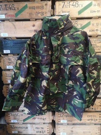 British Army Soldier 2000 DPM Goretex Jacket - New