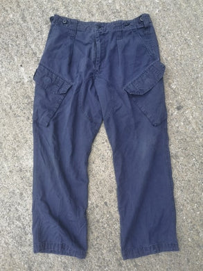 British Navy PCS trousers - Like New