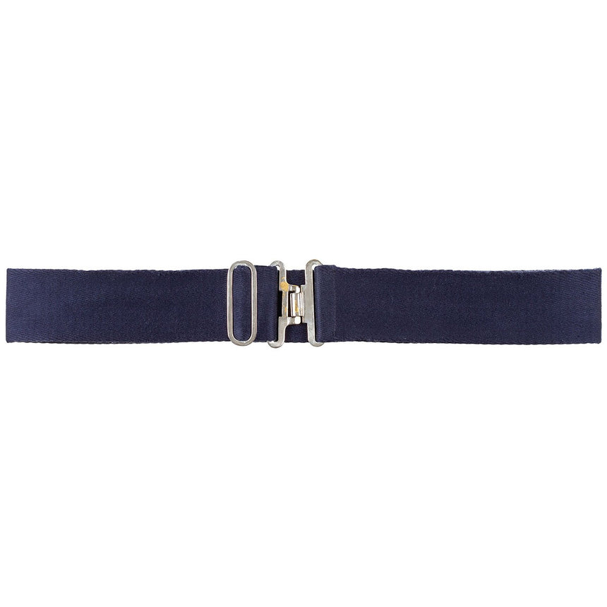 New Pattern Royal Navy Stable Belt - Navy Blue