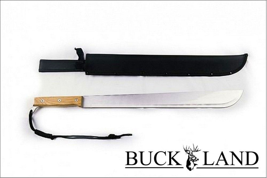 Buckland Classic Jungle Machete