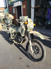 Load image into Gallery viewer, Cagiva w12 T4E Ex French army Motorcycle