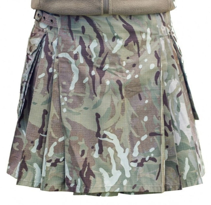 Tactical KILT Multi Camo