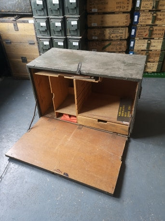 Swedish Army Commanders Box/Desk