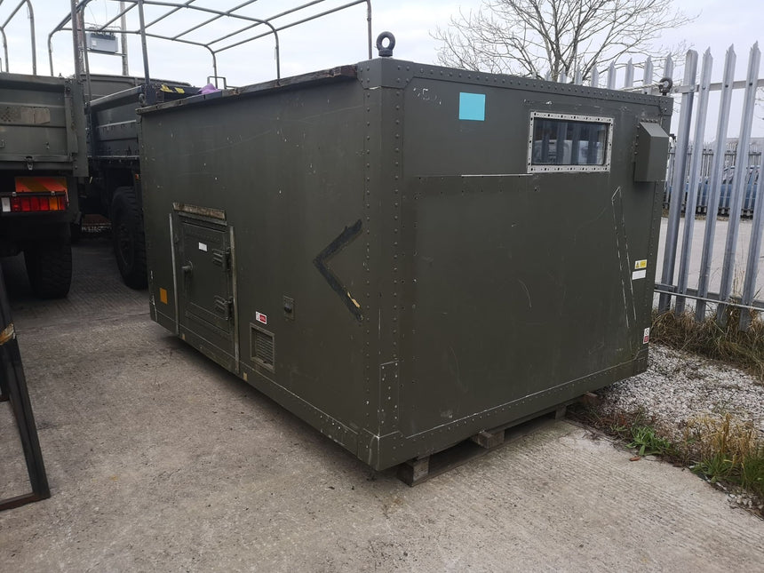 Airportable ex MOD Comms / Workshop Box