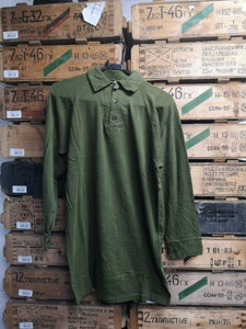 Danish Army Collared Field Shirt