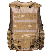 Load image into Gallery viewer, British Army Desert Molle Assault Vest