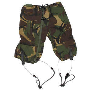 British Army MVP DPM Gaiters