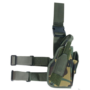 Right Handed Drop Leg Adjustable Holster DPM